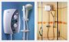 Проточный водонагреватель электрический под раковину и на стену